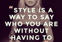 Fashion quotes / Fashion and jewellery quotes
