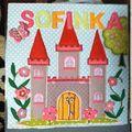 Quit Book pre Nikušku a Sofinku. / Tichá kniha pre naše princezničky, 2 x 12 strán.