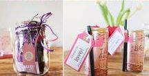 Geschenkideen | DIY Geschenke | Geschenke zum Selbermachen | Gifts / DIY Geschenke, gifts, Ideen zum Selbermachen, Creative Ideas, DIY-Inspirationen