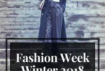 FASHION WEEK   Winter 2018 #ootd   STYLES to COPY   Fashionblogger / Fashion Weeks im Winter sind nicht die einfachsten Wochen was stylische UND wärmende Looks angeht ... Hier findet ihr alle Outfits of the Day und Inspirationen für trendige Fashion Week-Styles!