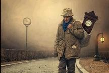 Clocks stealing time..