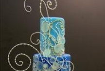 Amazing Wedding Cakes...Stunning & Exotic / Unusual, beautiful and outrageous Wedding Cakes / by Janet Abernathy