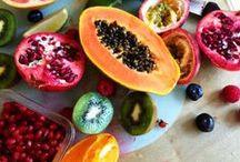 {Goddess Food} / Eat the rainbow. / by Jeanine Standard
