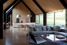 INTERIORS... / ARCHITECTURE INTERIORS : HOUSES
