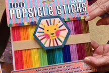DIY Popsicle Stick Crafts!