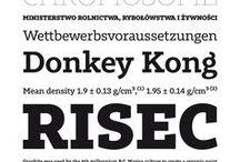 27 Original Typeface / European Design Award winners