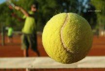 10-S-N-E-1? / Tennis anyone?   / by Kathy Hansen