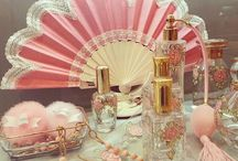 { Pretty Pinks } / . / by harkiran sodhi