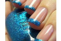 Nails / Nail designs I like.