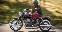 Triumph Bonneville Classic by BAAK / Let our classic custom Bonnie take you for a ride.