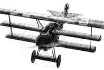 visual art- Flying Machines