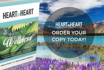 Heart to Heart : The Path to Wellness / Radhika Naik Deshpande, the founder of Radiance Coaching, is a contributing author to the best-selling Heart to Heart series.