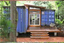 Idées pour une maison sympa / Maisons à l'architecture originale... pourquoi pas un futur projet.