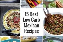 Low Carb Recipes / Because some of us need low carb food in our diet.