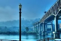 Portland, OR / Pictures and art from our great city!