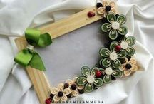 *-* Quilling decor *-* / Quilling decorate