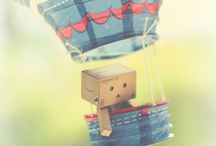 ^.^ Danbo ☺ / Cute Danbo   ,  and family ☺
