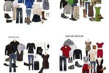 Photoshoot Wardrobe Selection