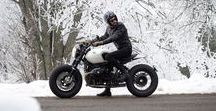 BMW NineT Bobber by BAAK / BAAK team spent months designing and manufacturing a complete range of bolt-on parts for the BMW NineT. Here is the result of our work.