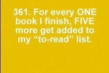 Books, Movies, & TV / by Nicole Stalkfleet