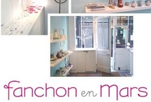 ▲Paris Girly▲ / Shops in Paris for women who like jewell, craft, cute things… / by Magasins France
