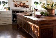 Around the Kitchen / Inspiration and tips for one of our favorite rooms in the house, the kitchen!