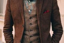 Clothes & Style / Mens style. Clothing and accessories. Details