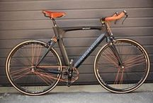 Bicycle - in all forms / Everything about bikes. Fixie, singelspeed. New design old design. Everything.