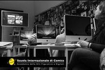 Scuola Internazionale di Comics- Padova / Non puoi visitare la sede di Padova? Dai un'occhiata qui! Via Castelfidardo 11, cap 35143. tel. 049.87.52.352
