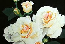 Flower Art / just because I love flowers / by Diana Frances