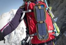 Mountain gear / Useful stuff in the mountains and the wilderness..