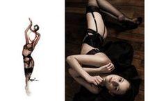 By Nathan Alliard featuring Brigade Mondaine / Model: Charline Modele Stylism: Brigade Mondaine