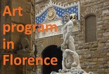 Studio Art Program in Florence / Florence is considered one of the most important places in the world when it comes to art and culture. Duomo, rolling hills and winding allies have inspired students of all ages and disciplines for centuries- now it is your turn to join in the tradition! Every day in Florence is a new opportunity for you to experience la dolce vita firsthand. From eating the meal of a lifetime in Piazza Santa Croce to listening to live music on the Ponte Vecchio, the ultimate Italian cultural experience.