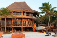 EcoResorts / Our favorite EcoResorts and Green Hotels.