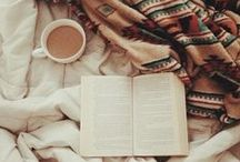 a cup of tea and a good book