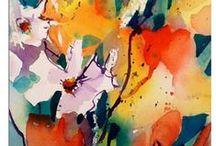 ART: Flowers / květiny