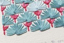 Textiles and Patterns / Textiles and patterns we love.