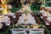A Well Dressed Table / Inspiration for a beautifully adorned table