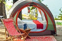 Glamping Ideas + Inspiration / Camping in Style   Glamping   Glamping Accessories