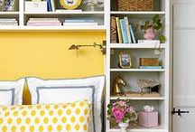 The Organized Home / Tips for organizing your home, home organization hacks