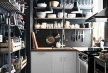 My Kitchen / Kitchen design ideas, layout, and decor.