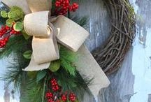 Xmas / Christmas decoration and ideas