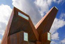 Zachwycająca architektura / Te projekty zapierają dech w piersiach!