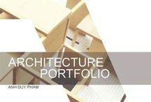PORTFOLIOS / Portfolios de arquitectura