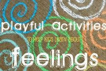 Self esteem builders / Creative and fun ways to support the growth of self-confidence, self-esteem and identity.