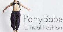 PonyBabe Press / News, updates, and musings from PonyBabe, ethical fashion, sustainable fashion, made in America.