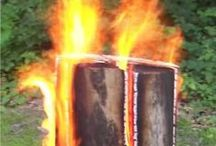 Love Your Fire / All about fires - lighting them, what logs to burn, safety and more.