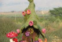 Fairy house / domečky pro víly
