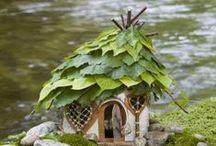 Fairy Garden / zahrádka pro víly