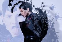 Punk Is Not Dead by Laurent Clément / Punk Is Not Dead by Laurent Clément PHOTOGRAPHER | Laurent Clément STYLIST | Marie Revelut MUA | Sabrina Salza HAIR | Vladimir Vreba MODEL | Mari h @Crystal Model Management - Paris